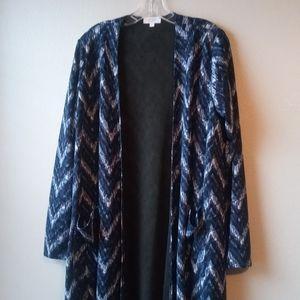 LuLaRoe Long Coat